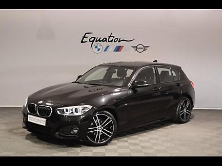 BMW 116d 116ch cinq portes Finition M Sport