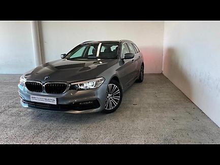 BMW 520d 190 ch BVM Touring Finition Sport (tarif fevrier 2018)
