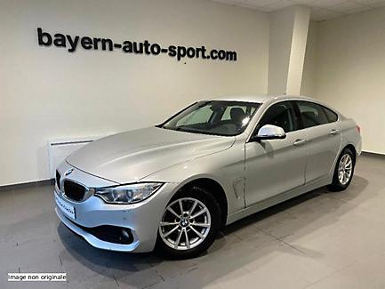 BMW 418d 150 ch Gran Coupe Finition Business Design (Entreprises)