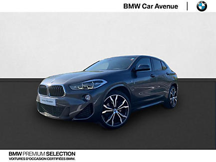 BMW X2 xDrive20d 190 ch Finition M Sport