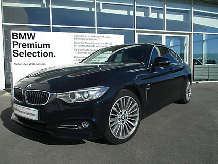 BMW 420d 184 ch Gran Coupe Finition Luxury