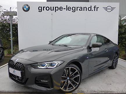 BMW 420d xDrive 190 ch Coupe Finition M Sport