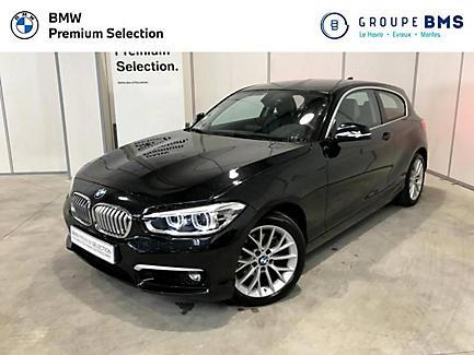 BMW 118d xDrive 150 ch trois portes Finition UrbanChic