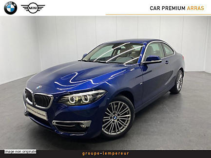 BMW 220i 184 ch Coupe Finition Luxury