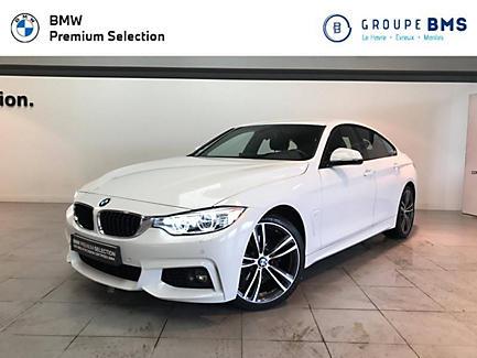 BMW 420d 184 ch Gran Coupe Finition M Sport