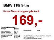 118i 5-Türer