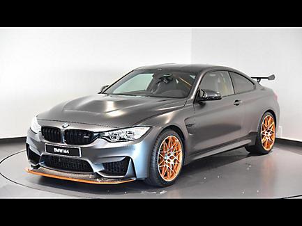 BMW M4 500 ch DTM Champion Edition