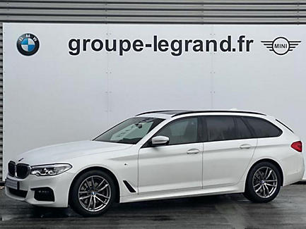 BMW 520d 190 ch BVA Touring Finition M Sport
