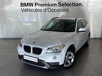BMW X1 xDrive20d 184 ch Finition Lounge Plus