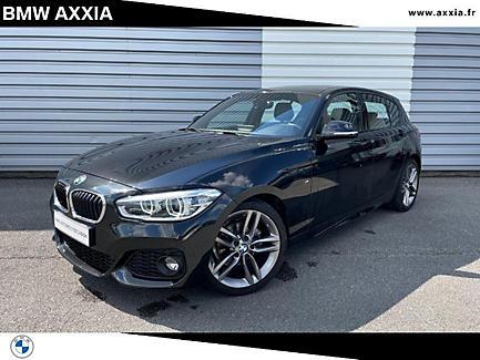 BMW 118i 136 ch cinq portes Finition M Sport Ultimate