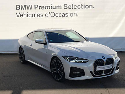 BMW 420i 184 ch Coupe Finition M Sport