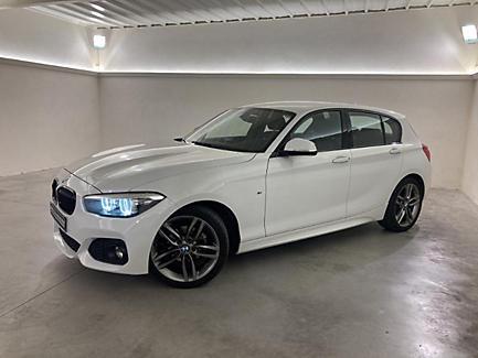 BMW 114d 95 ch cinq portes Finition M Sport Ultimate avec pack M Sport Shadow