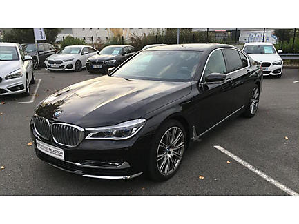 BMW 750d xDrive 400ch Berline Finition Exclusive
