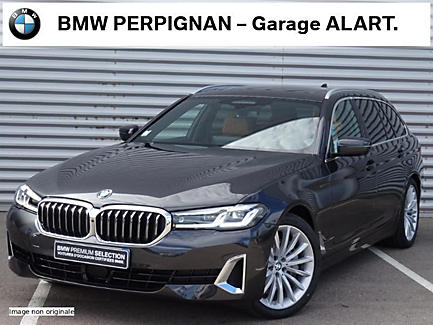 BMW 530d xDrive 286 ch Touring Finition Luxury