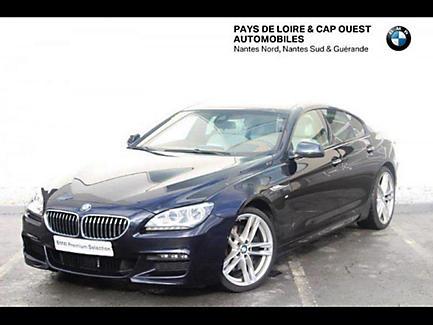 BMW 640d xDrive 313 ch Gran Coupe Finition M Sport