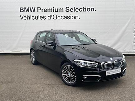 BMW 116d 116ch cinq portes Finition Urban Chic