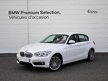 BMW 118d xDrive 150 ch cinq portes Finition Urban Chic