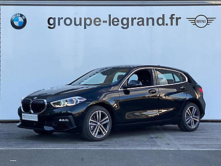 BMW 116i 109 ch Finition Business Design (Entreprises) (116i et 116d)