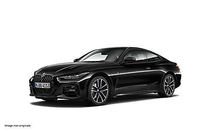 BMW 420d 190 ch Coupe Finition M Sport
