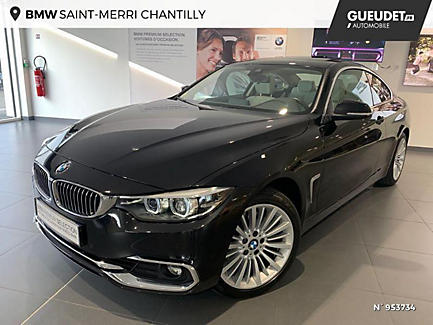 BMW 430d xDrive 258ch Coupe Finition Luxury