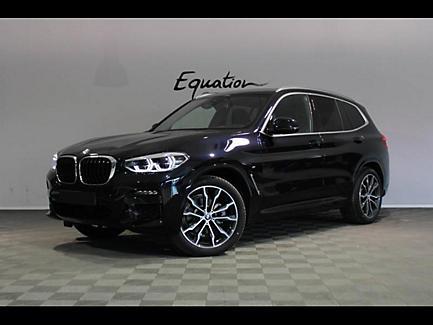 BMW X3 xDrive20d 190 ch Finition M Sport