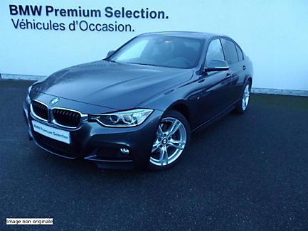 BMW 320d xDrive 184 ch Berline Finition M Sport