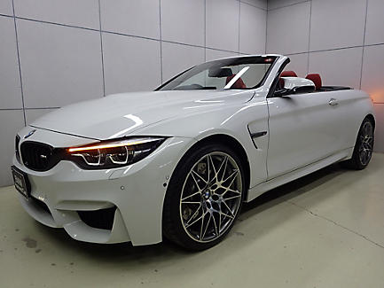 M4 Cabriolet Competition