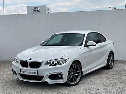 BMW 218d 150 ch Coupe Finition M Sport