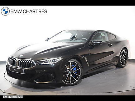 BMW 840d xDrive 320 ch Coupe Finition M Sport