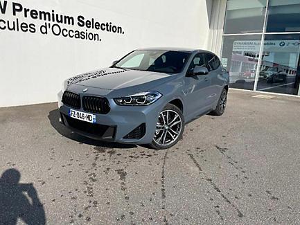 BMW X2 sDrive18d 150 ch Finition M Sport