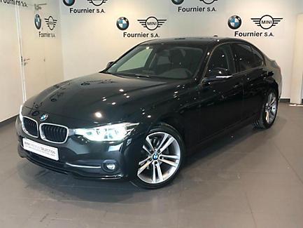 BMW 320d 190 ch Berline Finition Business (entreprises)