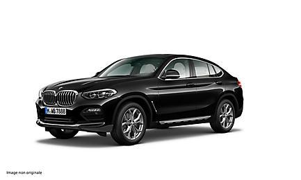BMW X4 xDrive30d 265 ch
