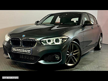 BMW 118i 136 ch cinq portes Finition M Sport Ultimate