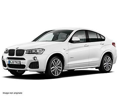BMW X4 xDrive20d 190 ch