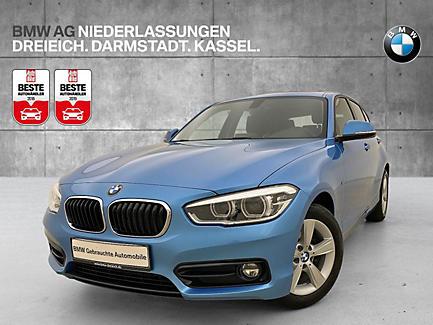 118i 5-Türer Sport Line