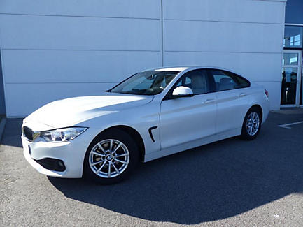 BMW 418d 150 ch Gran Coupe Finition Lounge