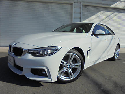 420i Gran Coupe M Spirit