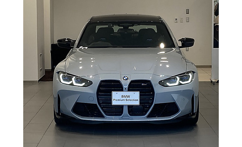 G80 M3 Competition Saloon