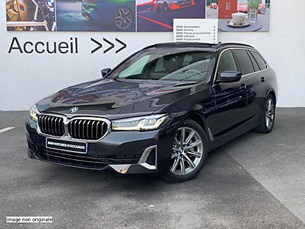 BMW 530e 292 ch Touring Finition Luxury