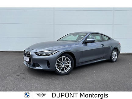 BMW 420d xDrive 190 ch Coupe Serie 4