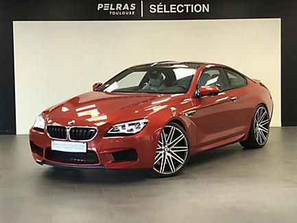 BMW M6 560 ch Coupe