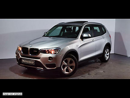 BMW X3 sDrive18d 150 ch Finition Business Design (Entreprises)