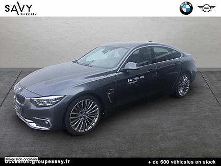 BMW 420d 190 ch Gran Coupe Finition Luxury
