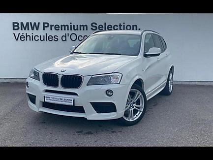 BMW X3 xDrive20d 184 ch Finition Sport