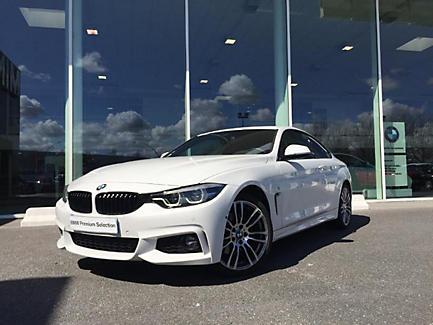 BMW 430d xDrive 258ch Coupe Finition M Sport
