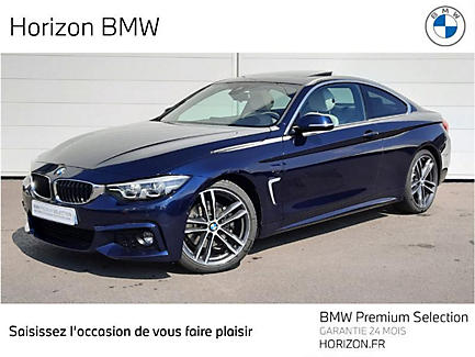 BMW 430i 252 ch Coupe Finition M Sport