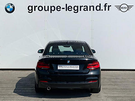BMW 218d 150 ch BVA Coupe Finition M Sport