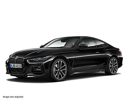 BMW 420d xDrive 190 ch Coupe Finition M Sport