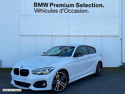 BMW 118d 150 ch trois portes Finition M Sport Ultimate avec pack M Sport Shadow