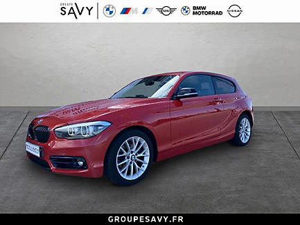 BMW 118d xDrive 150 ch trois portes
